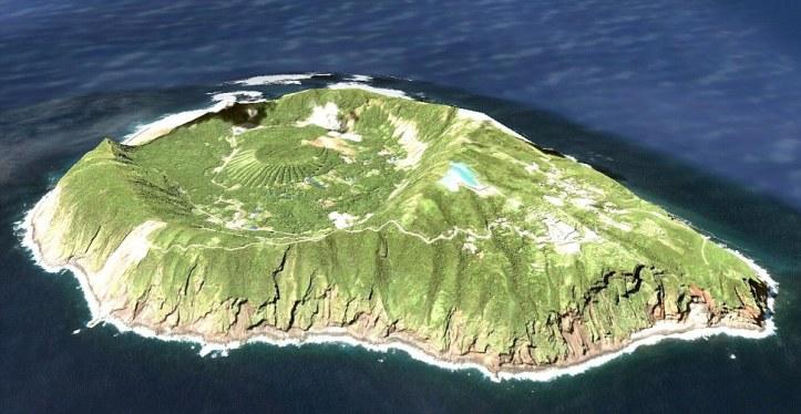remote japanese island