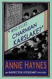 Who Killed Charmian Karslake