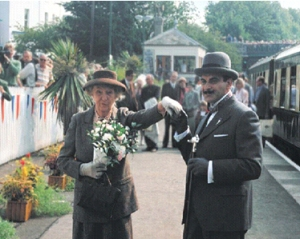 Miss Marple and Poirot