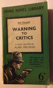 Warning to Critics (3)