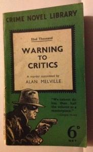Warning to Critics (3)