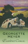 A Georgette Heyer detective novel which is also set at Christmas...