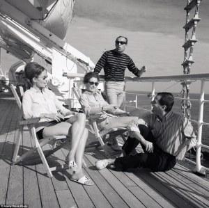 Holiday Cruise 1950s