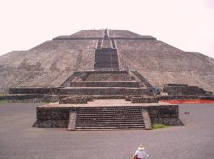 Pyramids of San Juan Teotihuacan... well one of them anyways