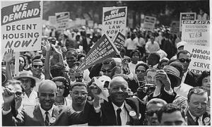 1964 was an important year in the Civil Rights movement...