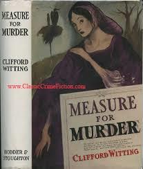 Measure for Murder