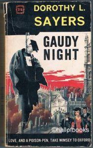 Gaudy Night 2