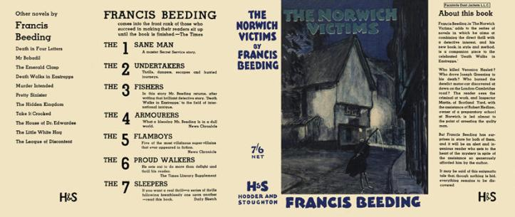 The Norwich Victims