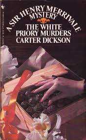 The White Priory Murders