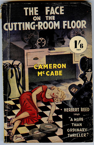 The Face on the Cutting Room Floor (1937) by Cameron McCabe ...
