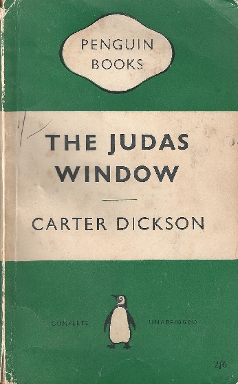 The Judas Window 3