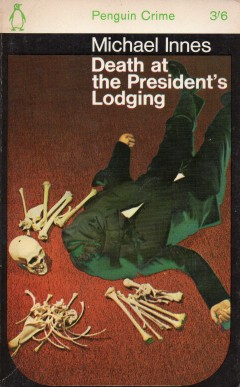 Death at the President's Lodgings