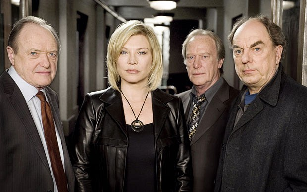 Original New Tricks Cast