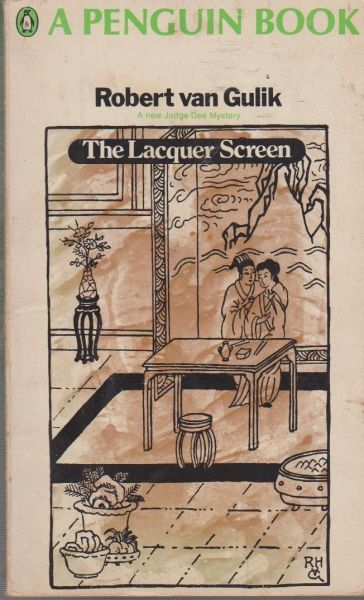 The Lacquer Screen