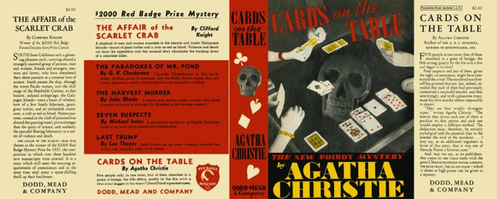 Cards on the Table 9