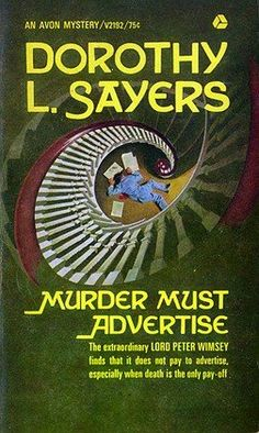 Murder Must Advertise 3