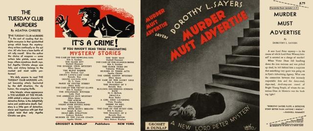 Murder Must Advertise 5