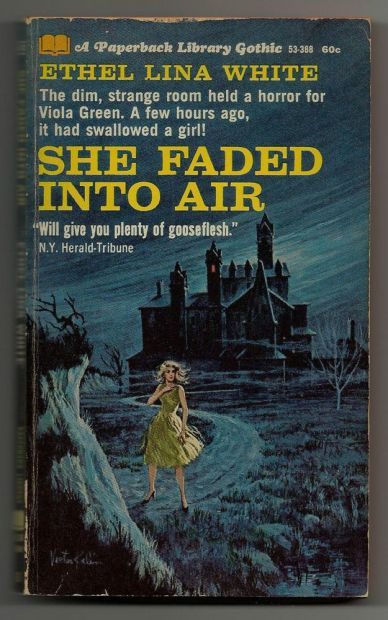 She Faded into Air