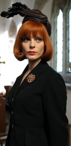 Joanna, as portrayed by Emilia Fox in the ITV adaptation of this book