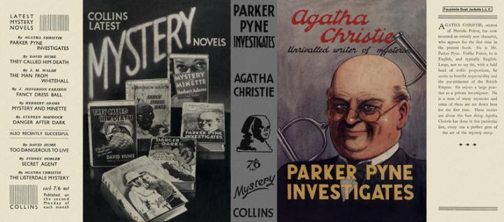 parker-pyne-investigates