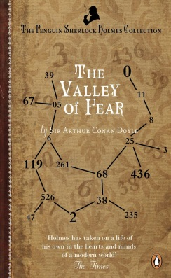 Image result for the valley of fear arthur conan doyle