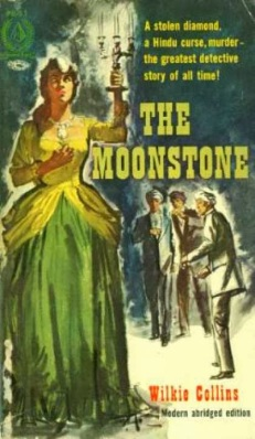 Image result for the moonstone wilkie collins