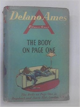 I have one with this dust jacket, except it is on a yellow, rather than a blue background.