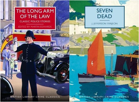 British Library Crime Classics Series: 50th publication, Top 5