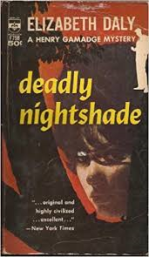 Deadly Nightshade