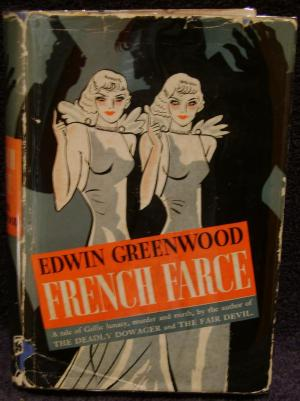 Jane brown crossexaminingcrime for French farce