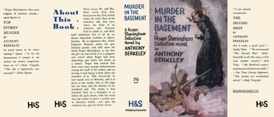 Murder in the Basement