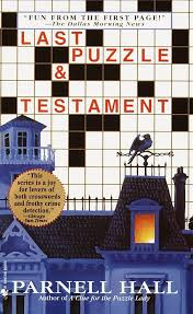 Last Puzzle and Testament