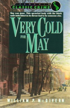 Very Cold for May