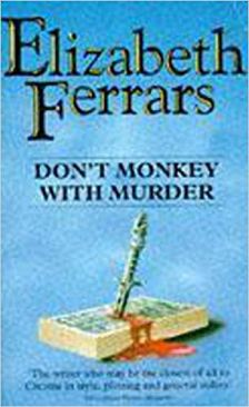 Don't Monkey with Murder