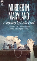 Murder in Maryland