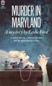 Murder in Maryland