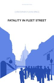 Fatality in Fleet Street