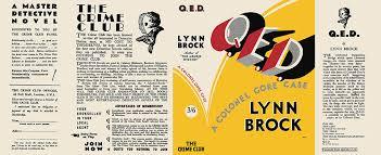 QED Lynn Brock