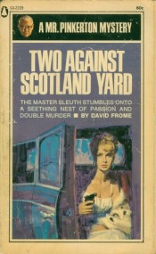 Two Against Scotland Yard